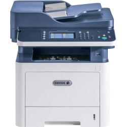 Xerox® WorkCentre® Wireless Monochrome Laser All-in-One Printer, 3335/DNI