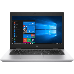 "HP ProBook 640 G5 14"" Notebook - 1920 x 1080 - Core i7 i7-8665U - 8 GB RAM - 256 GB SSD - Natural Silver - Windows 10 Pro 64-bit - Intel UHD Graphics 620 - In-plane Switching (IPS) Technology"