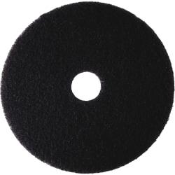 """Niagara™ 7200N Stripping Floor Pads, 20"""", Black, Pack Of 5"""