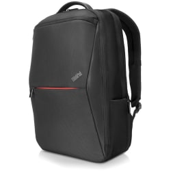 "Lenovo Professional Carrying Case (Backpack) for 15.6"" Notebook - Wear Resistant, Tear Resistant - Trolley Strap, Handle, Shoulder Strap"