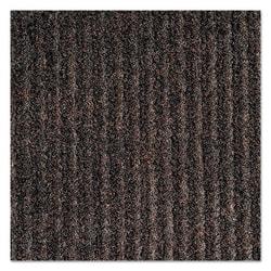 Crown Needle-Rib™ Wiper/Scraper Mat, 3' x 4', Brown