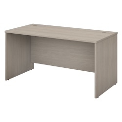 "Bush Business Furniture Studio C Office Desk, 60""W, Sand Oak, Standard Delivery"