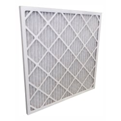 "Tri-Dim HVAC Air Filters, Merv 13, 20""H x 20""W x 1""D, Pack Of 12 Filters"