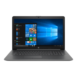 "HP 17-ca0000 17-ca0056nr 17.3"" Notebook - 1600 x 900 - AMD A-Series A9-9425 Dual-core (2 Core) 3.10 GHz - 8 GB RAM - 1 TB HDD - Chalkboard Gray - Windows 10 Home - AMD Radeon R5 - BrightView - IEEE 802.11b/g/n/ac Wireless LAN Standard"