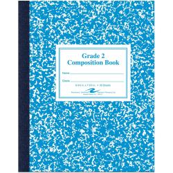 Roaring Spring Grade School Writing Composition Book, Grade 2