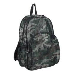 Eastsport Sport Mesh Backpack, Army Camo