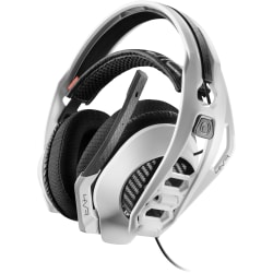 Plantronics RIG 4VR Gaming Headset Designed for PlayStation VR - Stereo - Wired - 32 Ohm - 20 Hz - 20 kHz - Over-the-head - Binaural - Circumaural - White