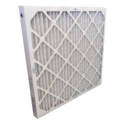 "Tri-Dim HVAC Air Filters, MERV 7 Rating, 15""H x 20""W x 2""D, Pack Of 6 Filters"