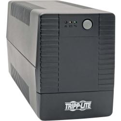 Tripp Lite 550VA 300W UPS Smart Tower Battery Back Up Desktop AVR Line-Interactive USB 120V - UPS - 6 A - AC 110/115/120 V - 300 Watt - 550 VA - 1-phase - USB - output connectors: 6