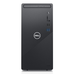 Dell™ Inspiron 3880 Desktop PC, Intel® Core™ i3, 8GB Memory, 1TB Hard Drive, Windows® 10, I3880-3777BLK-PUS