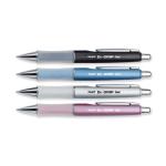 Pilot Dr. Grip Retractable Gel Rollerball Pens - Fine Pen Point - 0.7 mm Pen Point Size - Refillable - Retractable - Black Gel-based Ink - Assorted Barrel - 1 Each