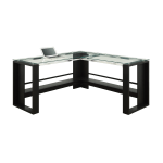 Deals on Whalen Jasper L-Desk ODUS-JLDHCV