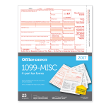 Business Forms, Tax Forms & Recordkeeping