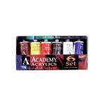 Grumbacher Academy Acrylic Introductory Set 3