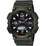 Casio AQS810W 3AV Smart Watch Wrist