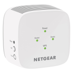 NETGEAR AC750 WiFi Range Extender EX3110