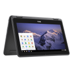 Dell 2 In 1 Chromebook Laptop