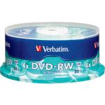DVD RW Rewritable Discs