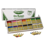 Crayola Oil Pastels Classpack Assorted Colors