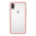 Speck® Presidio™ SHOW Case For Apple® iPhone® X, Rose Gold