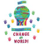 Carson Dellosa Education One World Bulletin