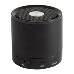 Ativa™ Fabric-Covered Wireless Speaker, Black, XJ0806