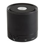 Ativa™ Fabric-Covered Wireless Speaker, Black, XJ0806