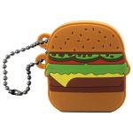 Digital Energy World USB Flash Drive, 16GB, Hamburger