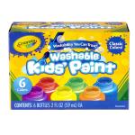 Crayola Washable Paint 2 Oz Pack