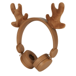 Ativa® Lightweight Over-The-Ear Headphones, Oh Deer, KD-27