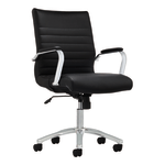 Realspace Modern Comfort Winsley Bonded Leather