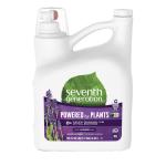 Seventh Generation™ Natural Liquid Laundry Detergent, Blue Eucalyptus And Lavender Scent, 153.6 Oz Bottle