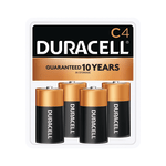 C and D Alkaline Batteries