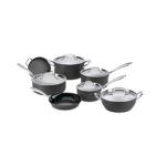 Cuisinart® GreenGourmet™ 10-Piece Cookware Set, Gray