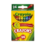 Crayola Crayons Assorted Colors Pack Of