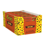 Reese's Pieces Peanut Butter Cups, 1.5 Oz, Box Of 24