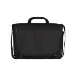 Wenger® Fly Messenger Bag, Black