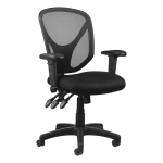 Realspace Ergonomic Mid-Back Task Chair + 10% Back in Rewards