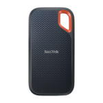 SanDisk Extreme SDSSDE60-1T00-G25 1 TB Portable Solid State Drive - External - Black - USB 3.1 Type C - 2 Year Warranty