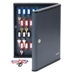 STEELMASTER 60 Key Security Cabinet Charcoal