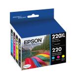 Epson 220XL220 DuraBrite High Yield Black