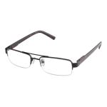 ICU Eyewear Mens Rimless Reading Glasses