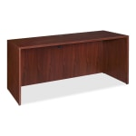 Lorell Essentials Series Credenza Shell Desk