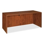 Lorell Essentials Series Credenza Shell Desk