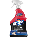 Resolve Ultra StainOdor Remover Spray For