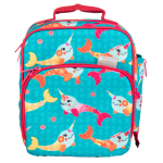 Bentology 6 Piece Lunch Kit Narwhal