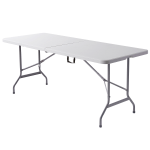 Realspace Folding Tables