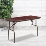 Wood & Laminate Folding Tables