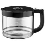 KitchenAid® KCM11GC 12-Cup Glass Carafe, Clear/Black