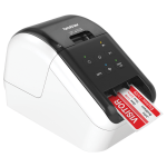 Brother® QL Series Ultra Fast Wireless Label Printer, QL810W